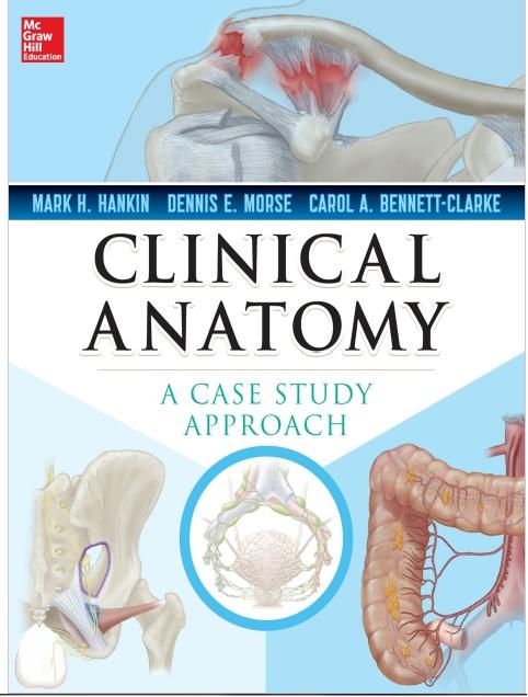 Clinical Anatomy: A Case Study Approach 1st Edition PDF