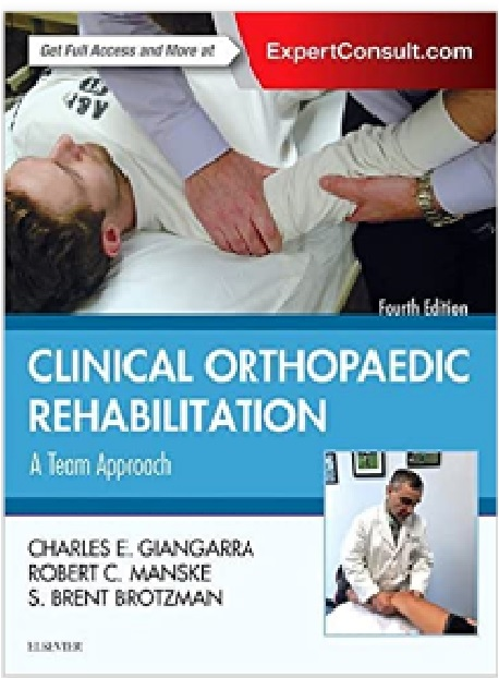 Clinical Orthopaedic Rehabilitation: A Team Approach 4th Edition PDF