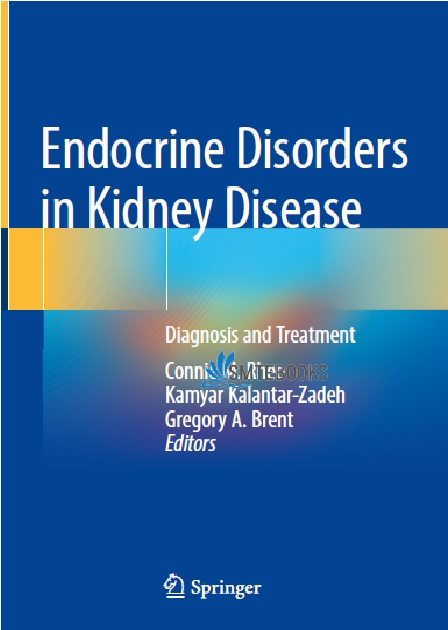 Endocrine Disorders in Kidney Disease Diagnosis and Treatment 1st Edition PDF
