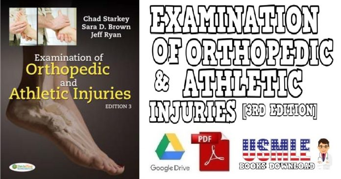 Examination of Orthopedic and Athletic Injuries 3rd Edition PDF