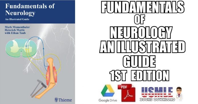 Fundamentals of Neurology: An Illustrated Guide 1st Edition PDF