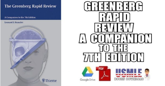 Greenberg Rapid Review A Companion to the 7th Edition PDF