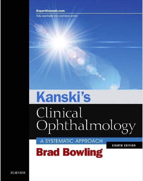 Kanski's Clinical Ophthalmology A Systematic Approach 8th Edition PDF