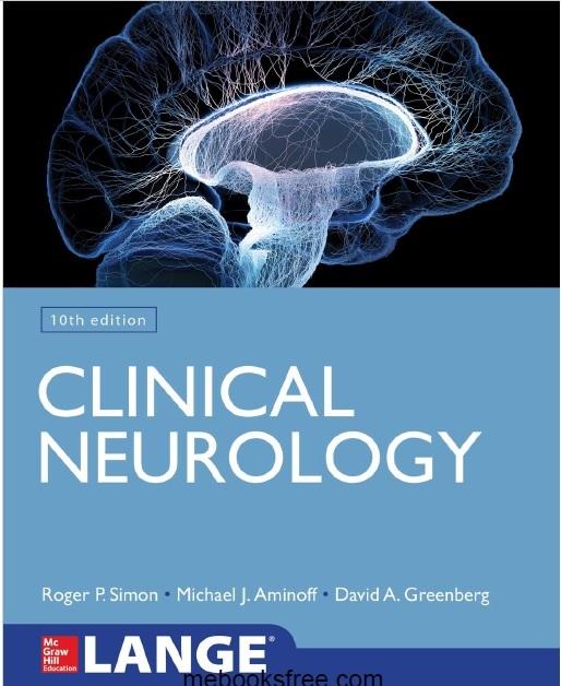 Lange Clinical Neurology, 10th Edition PDF