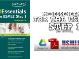 MedEssentials for the USMLE Step 1 4th Edition PDF Free Download