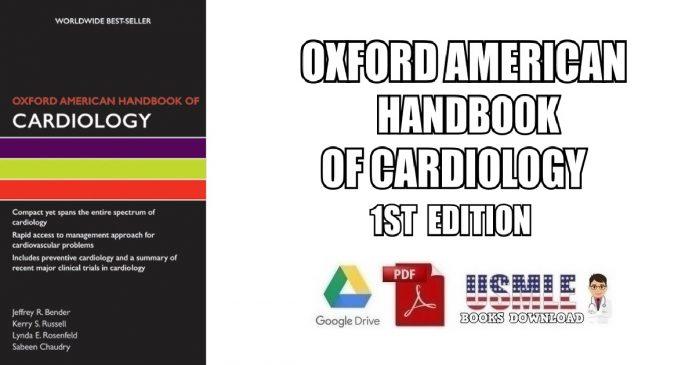 Oxford American Handbook of Cardiology 1st Edition PDF