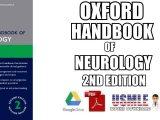 Oxford Handbook of Neurology 2nd Edition PDF