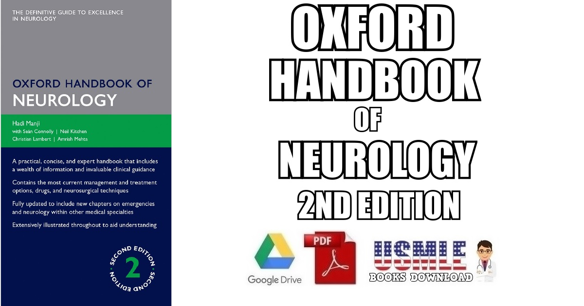 Oxford Handbook of Neurology 2nd Edition PDF