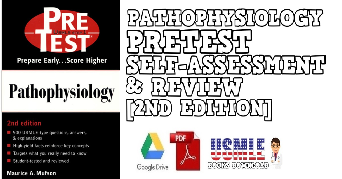 Pathophysiology-PreTest-Self-Assessment-and-Review-2nd-Edition-PDF