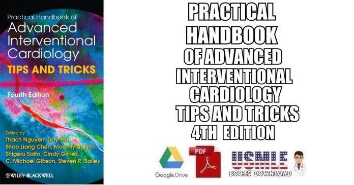 Practical Handbook of Advanced Interventional Cardiology Tips and Tricks 4th Edition PDF