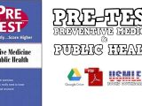 Preventive Medicine and Public Health PreTest 9TH Edition PDF