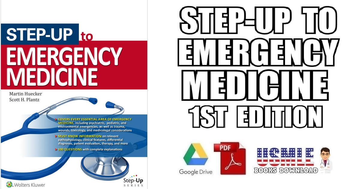 Step-Up to Emergency Medicine 1st edition PDF