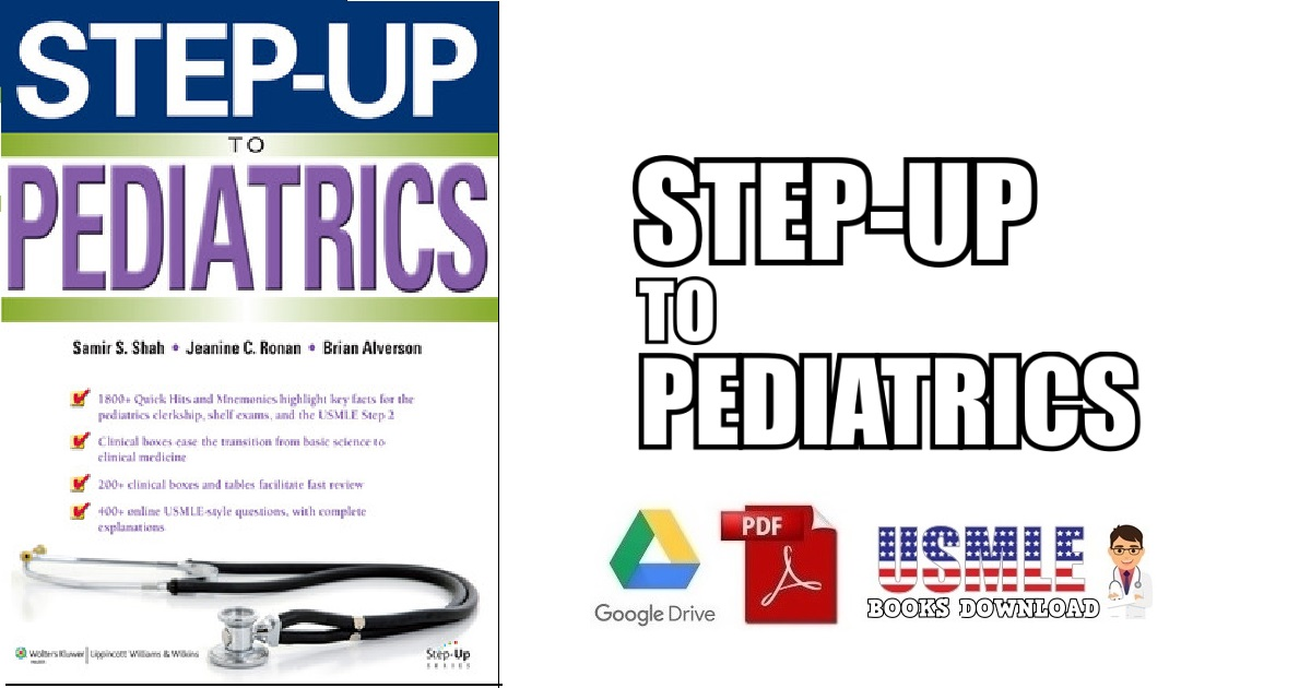 Step-Up to Pediatrics PDF