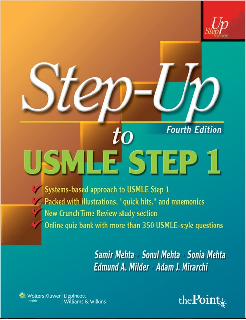 Step-Up to USMLE Step 1 A High-Yield, Systems-Based Review for the USMLE Step 1 4TH Edition PDF
