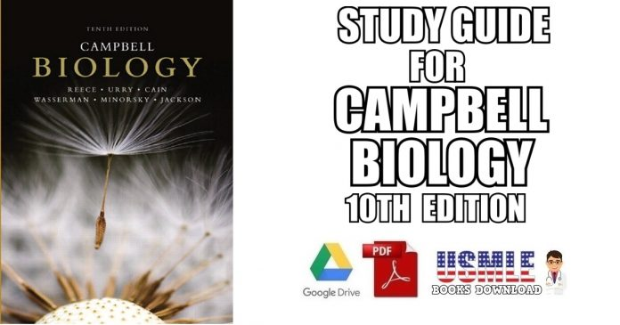Study Guide for Campbell Biology 10th Edition PDF