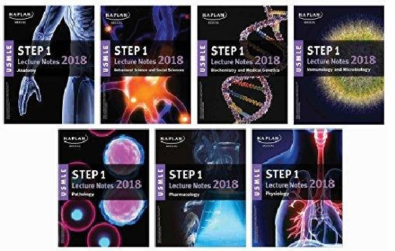 USMLE Step 1 Lecture Notes 2017 Kaplan Lecture Notes PDF