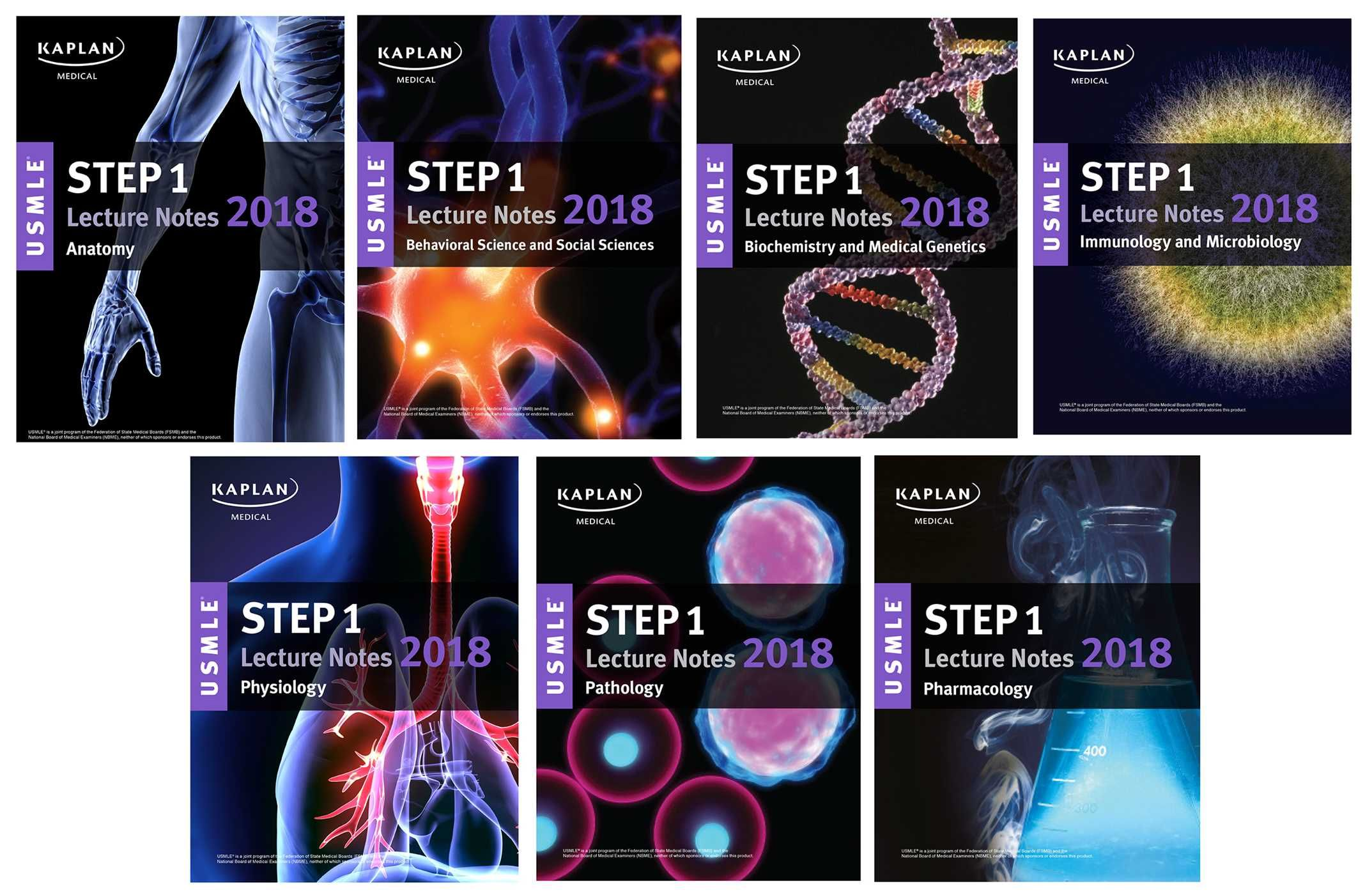 USMLE Step 1 Lecture Notes 2018 Kaplan Lecture Notes PDF