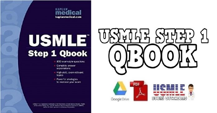 USMLE Step 1 Qbook PDF Free Download